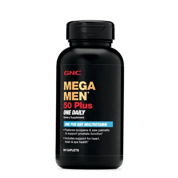 Mega Men® 50 +男性每日维生素