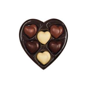 Godiva巧克力lih 40% Off, 6 Pieces | 65g