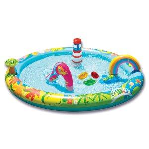 BanzaiSplashville Water Park Outdoor Toy