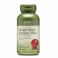 GNC 美白圣品葡萄籽精华100MG, 100粒