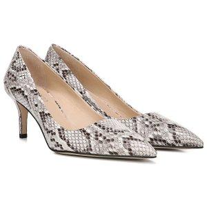 Franco Sarto蛇纹高跟鞋
