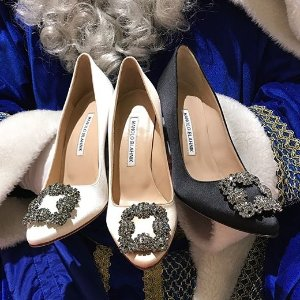 Extended: Up to $600 Gift CardManolo Blahnik Purchase @ Neiman Marcus