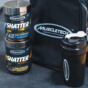 8折优惠+第二件5折优惠GNC官网 MuscleTech品牌运动营养补剂、蛋白粉促销