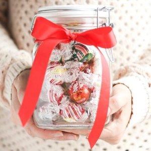 精选商品6.5折+满额免费升级2日速递即将截止:Lindt官网 精选巧克力特价 圣诞节日送礼精品