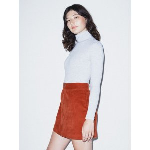American Apparel4 items 60% OffCorduroy Zip Skirt | American Apparel