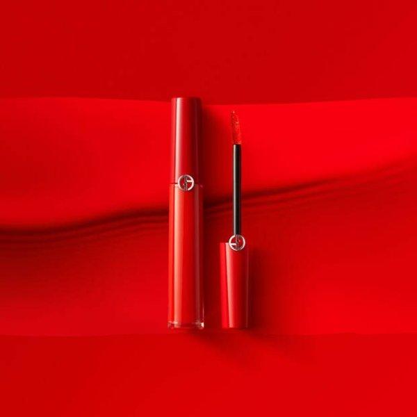 红管唇釉 414