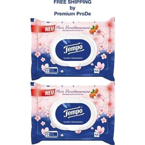 Tempo84张 湿厕纸