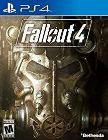 辐射4 PS4 实体版