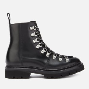 Grenson 马丁靴 - Black