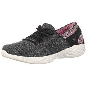$18.61(原价$65)Skechers 女款休闲运动鞋促销 5码