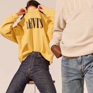 Up to 50% Off + Extra 50% Off + Free Shipping First OrderLevi's Clothing Sale on Sale