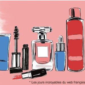低至3折 护肤彩妆香水统统参加Nocibé 疯狂打折季 超强折扣打不停 Dior、兰蔻都有