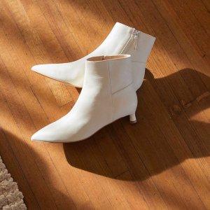 一律7.5折 时尚博主的爱牌即将截止:Everlane 全场鞋履热卖 $88收Day Glove超柔软平底鞋
