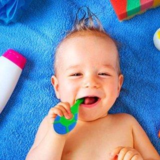 $3.74起婴幼儿牙刷、牙龈清洁湿巾、牙膏特卖