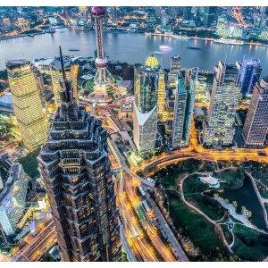 Go Shanghai card