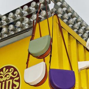 无星标8折!£120收格纹围巾LOEWE 新品罕见大促 爆款Puzzle、气球包、半月包等