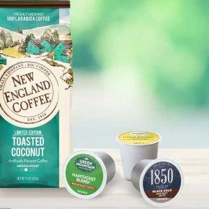 7.5折 星巴克胶囊咖啡$0.56/颗Keurig 咖啡,茶类,热可可等胶囊饮品