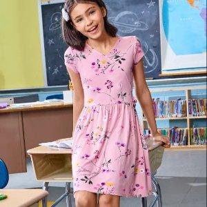 包臀衫$0.99起+ 全场包邮上新:Children's Place童装官网 2-4折清仓+首单额外7.5折