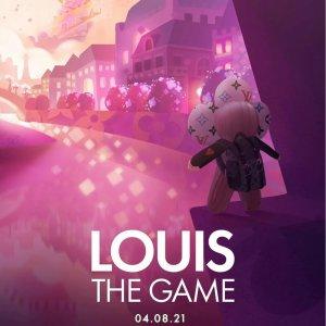 离 LV 最近的一次《Louis: The Game》8月4日上线 Louis Vuitton 出手游啦!