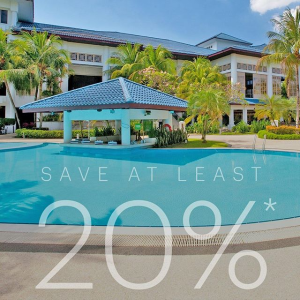 Save at Least 20%Holiday Inn Global Sale