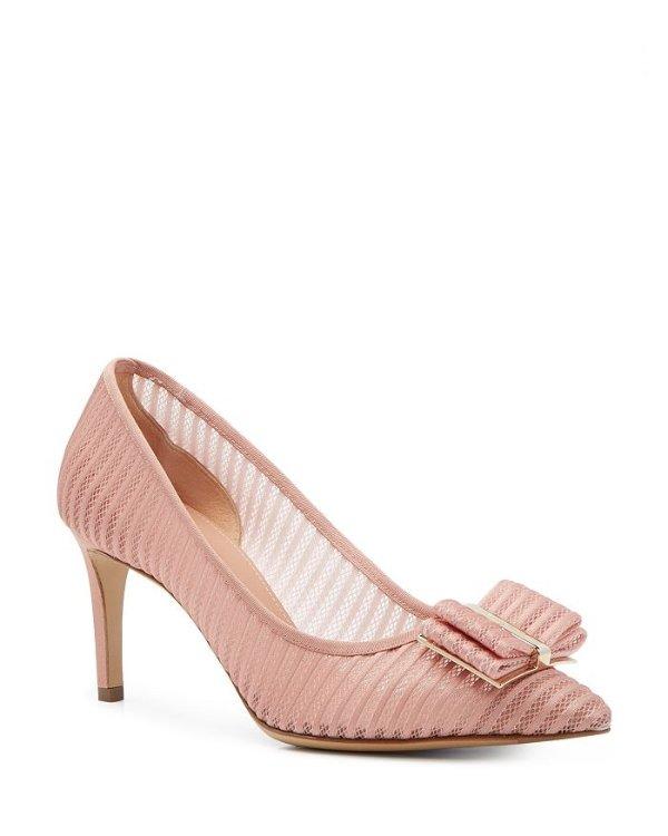 Women's Zeri Lace 高跟鞋