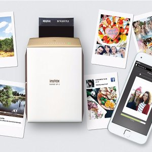 $149.99 (原价$199.99)史低价:Fujifilm Instax Mini Share SP2 拍立得打印机