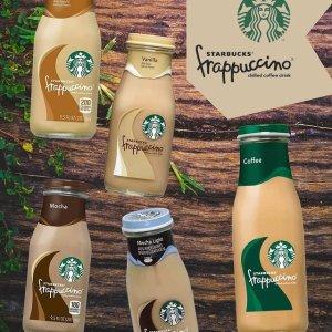 单瓶星冰乐仅£1收Starbucks 星巴克即饮咖啡饮料超值价 宅家快乐玛奇朵