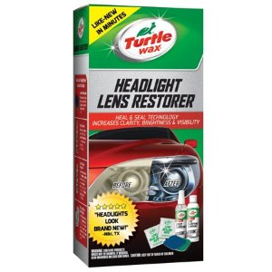 Turtle Wax Headlight Lens Restorer Kit - Walmart.com