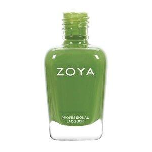 Zoya牛油果绿