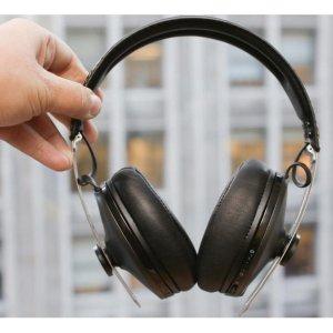 限时秒杀价¥1274森海塞尔 MOMENTUM Wireless 大馒头蓝牙无线耳机 主动降噪