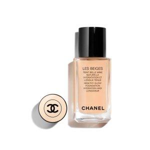 Chanel新品,超火!米色时尚粉底液