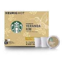 Starbucks Veranda 轻度烘焙 K-Cup 咖啡胶囊 96粒