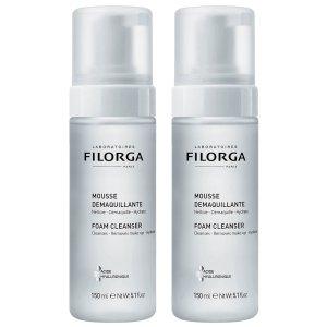 Filorga泡沫洁面2件套 150ml