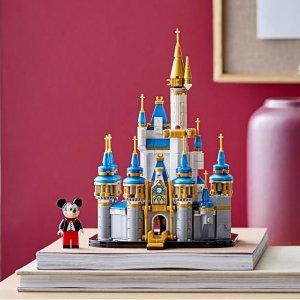 迷你版 迪士尼城堡$44.99