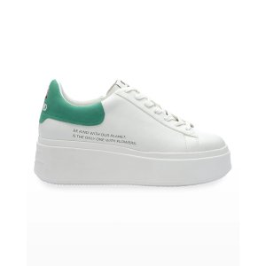 Ash$100 off $400Moby Be Kind Bicolor Platform Sneakers