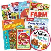 农场游戏书套装