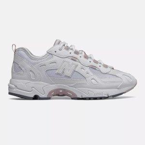 New Balance827老爹鞋 白色