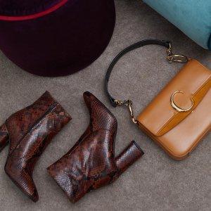 低至6.5折 封面踝靴$148YOOX 大牌美衣、鞋包等热卖 收MIU MIU 钻扣包