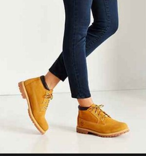 Timberland Women s Nellie Double Waterproof Ankle Boot - Dealmoon 7a06a95620