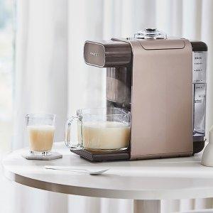 Joyoung2019新款破壁豆浆机 DJ10U-K1 自动清洗 可预约 咖啡机/果汁机/饮水机
