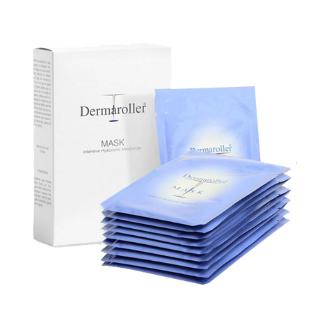 会员日狂欢价¥366史低价:Dermaroller 玻尿酸修复面膜 10片装