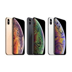 $1124 无税包邮 可直邮中国Apple iPhone XS 256GB 无锁智能手机 三色全