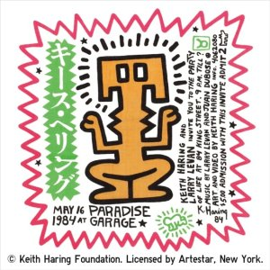 $9.9起 童趣满满Uniqlo Keith Haring 系列T恤上新热卖
