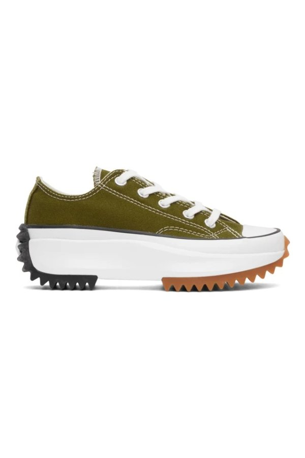 厚底运动鞋