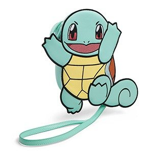 PokemonSquirtle Faux Leather Crossbody Purse