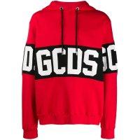 GCDS logo卫衣