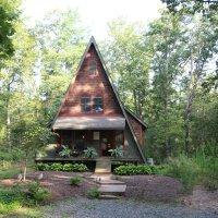 弗吉尼亚 小木屋