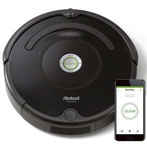 现价€199(原价€349)iRobot Roomba 671 入门款扫地机器人