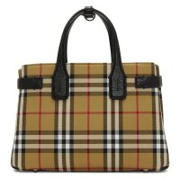 Burberry tote包包