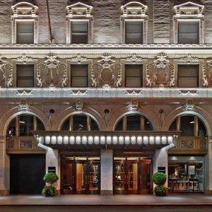 每晚85起 下楼就是时代广场Groupon官网 纽约派拉蒙古典精品酒店超好价